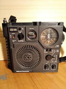 GX 400 RF-966VLB, Panasonic, Matsushita