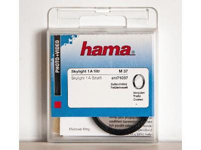 Hama skylight filtr 1A 37 mm