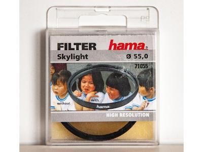 Hama skylight filtr 55 mm