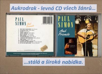CD/Paul Simon and Friends