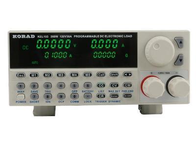 Aktivní Zatížení KORAD120V 30A 150W