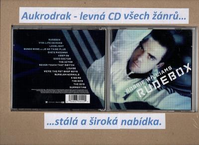CD/Robbie Williams-Life-Rudebox