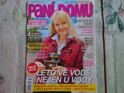 1Kč Paní Domu Časopis 8/2012