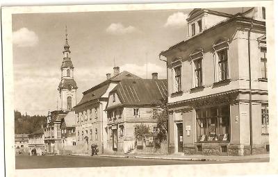 NOVÝ BOR - Česká Lípa