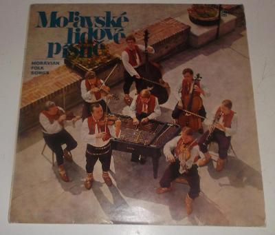 Moravské lidové písně