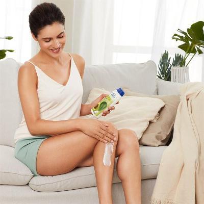 Vyživující tělové mléko s avokádem