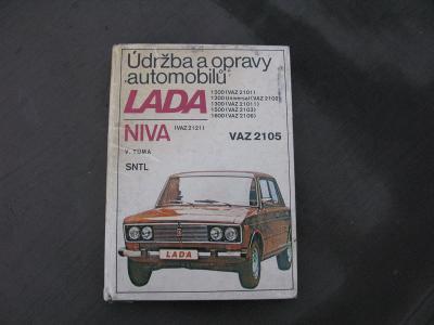 Údržba a opravy automobilů LADA 2105 a LADA Niva