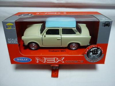Trabant 601  Welly  1/34-39
