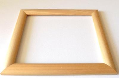 NOVÝ RÁM - vnitřní rozměr 30 x 25 cm - č. 245