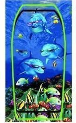 SPORTWELL EPS plavací deska 91 x 47 x 5 cm - Poškozené ( BC 359 Kč )