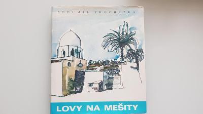 Kniha Lovy na mešity - Bohumil Procházka