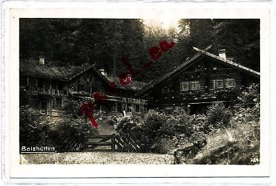 Na Tokáni roští 1939 Jetřichovice Chřibská Děčín 2617