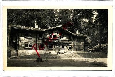 Na Tokáni rekreační středisko Jetřichovice Hřensko Chřibská Děčín 2618