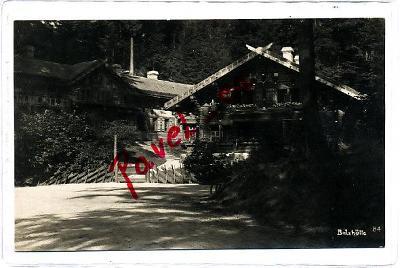 Na Tokáni 84 chata 1931 Jetřichovice Chřibská Děčín 2620