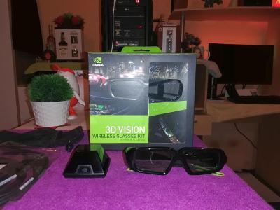 3D Vision Nvidia Kit + 3D Bryle