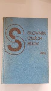 Kniha Slovník cizích slov
