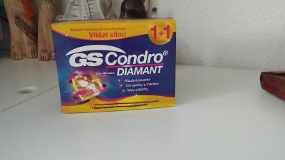 GS Condro diamant na klouby a vazy