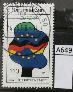 A649 Německo na doplnění