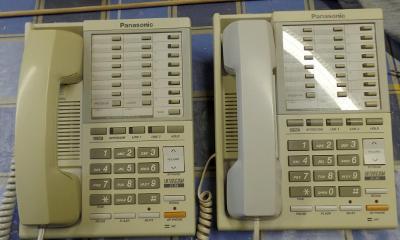 Telefonní manažerská  souprava Panasonic