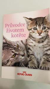Kniha Průvodce životem kotěte
