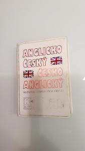Kniha Slovník Anglicko-český a česko-anglický