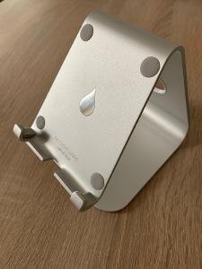 Rain Design mStand pro Apple iPad stříbrná