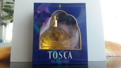 Muelhens  Tosca  Eau de Cologne  50 ml  Spray  RARITA, VINTAGE