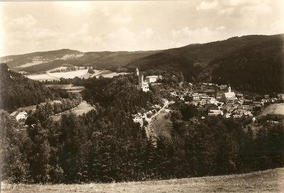 ROŽMBERK - Český Krumlov