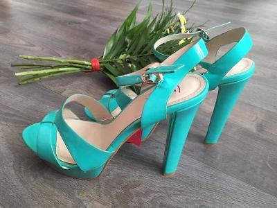 Nové dámské boty vel.40