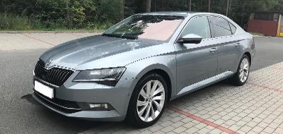 Škoda Superb III Laurin&Klement 140KW 4x4 DSG DPH r.v.2017