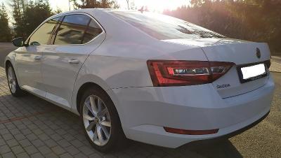 Škoda Superb III 140KW 4x4 DSG Style +, DPH, r.v.2017