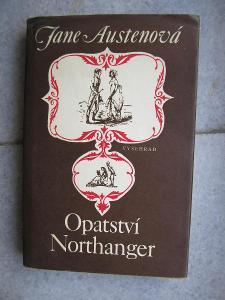Jane Austenová- Opatství Northanger