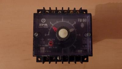 Časové relé TU 60