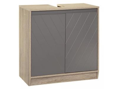 Umyvadlová skříňka ELDA, 60x30x60 cm