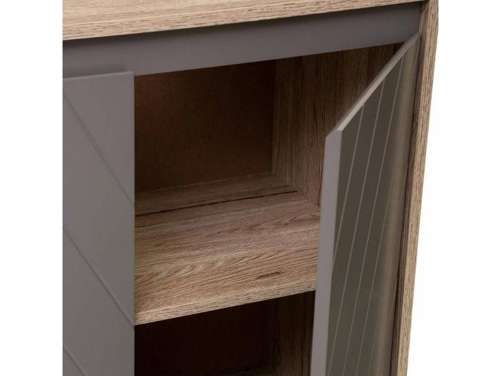 Umyvadlová skříňka ELDA, 60x30x60 cm - Nábytek