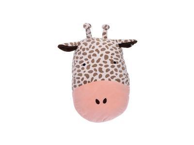 Polštář pro děti, Žirafa, 40 x 40 cm