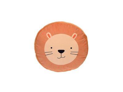 Polštář pro děti LION, 40 x 40 cm