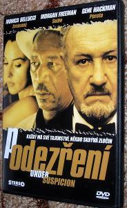 DVD PODEZŘENÍ, SUPER STAV 2+, POŠTOVNÉ 99,-Kč !