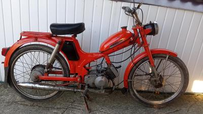 Romet Komar moped 50ccm viz. foto původní stav