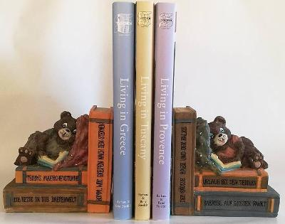 ZARÁŽKY NA KNIHY - Těžké knihy a medvídci TEDDY