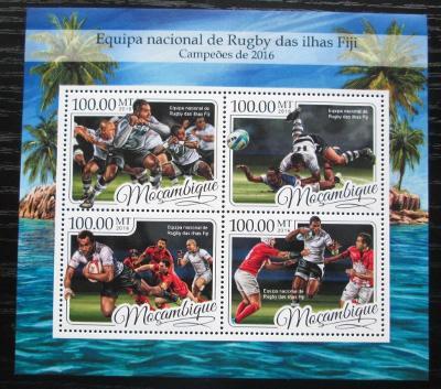 Mosambik 2016 Rugby Mi# 8849-52 Kat 22€ 1296