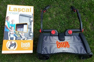 LASCAL Buggy Board MAXI - Stupátko ke kočárku
