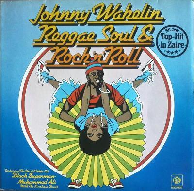 Johnny Wakelin – Reggae Soul & Rock 'n' Roll LP 1976 vinyl Germany EX