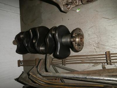 Klika motoru škoda felicie použitá viz foto