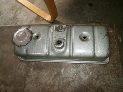 Víko motoru škoda felicie použitá viz foto