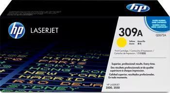 HP náplně color  - originál pro 3500, 3550   -  Q2670. 21, 72, 73