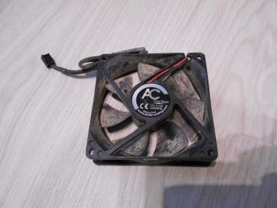 ventilátor AC 90mm