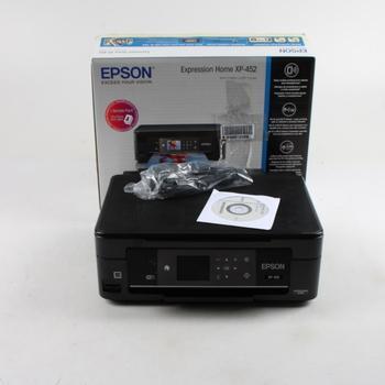 Multifunkční tiskárna Epson XP-452 černá