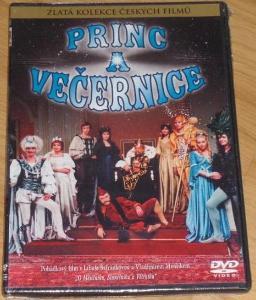 DVD Princ a Večernice (Nové!!!)