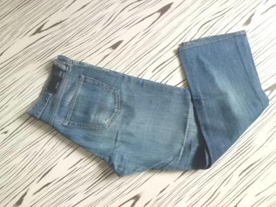 HUGO BOSS   pánské džíny  pas 88cm